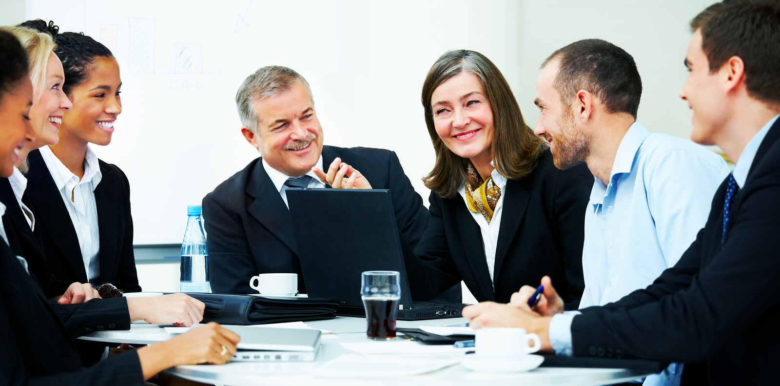 Diverse business group meeting | IBAR Critical Thinking Method